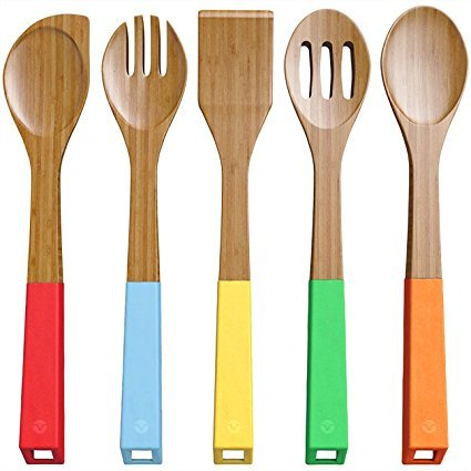 Top 10 Best Bamboo Kitchen Utensils Review For Your Kitchen